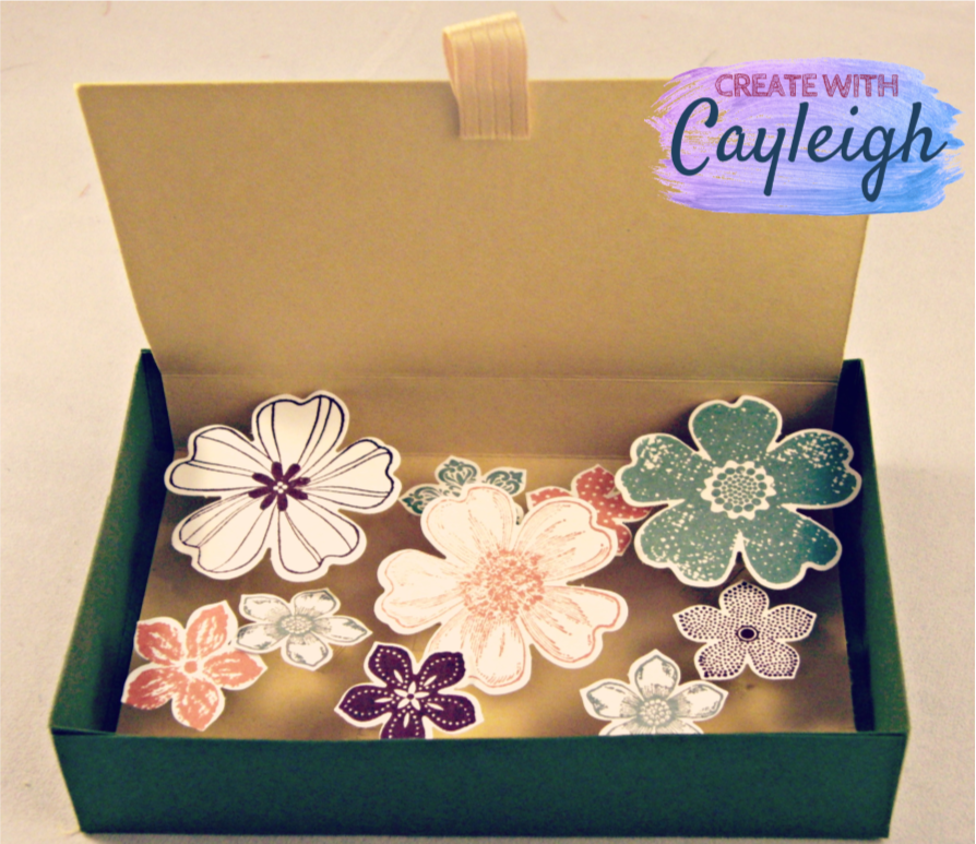 How to make paper flower box? DIY Flower Box using paper ... | 773x894